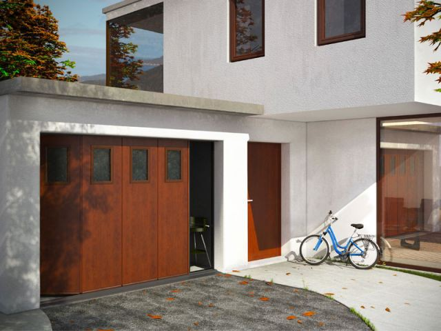 Bien choisir sa porte de garage for Choisir sa porte de garage
