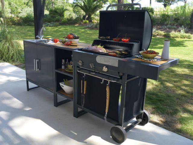 Les barbecues XXL - Castorama