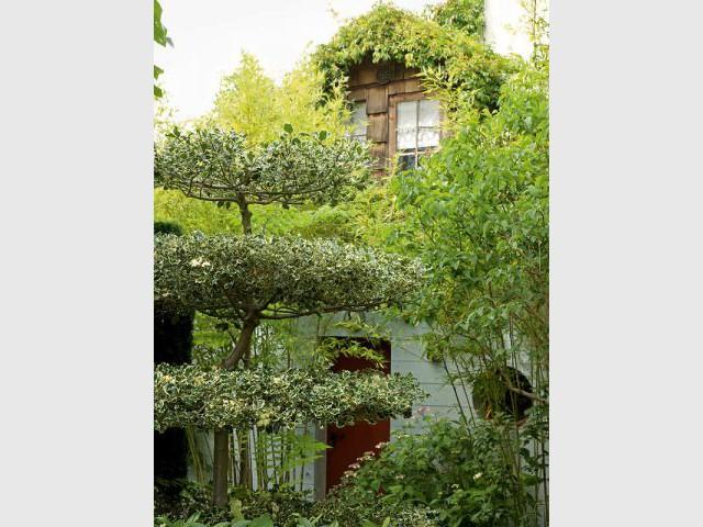 Le carnet de travail d 39 hugues peuvergne po te des jardins - Carnet de travail d un jardinier paysagiste ...
