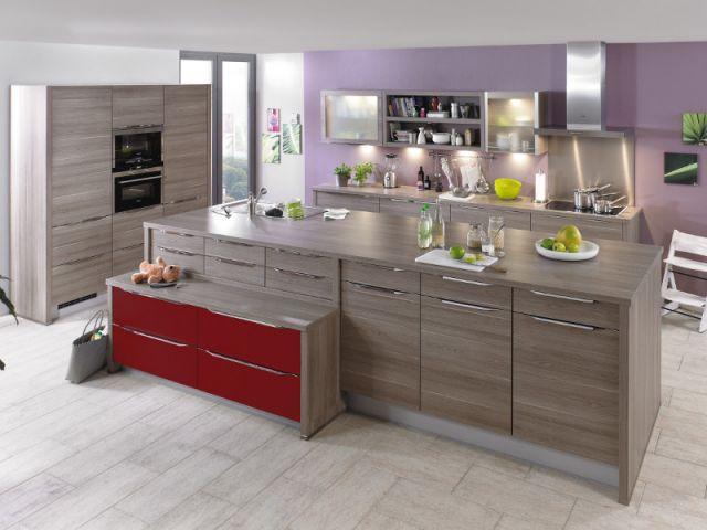 Connu 15 cuisines bois au top de la tendance 2013 ZA36