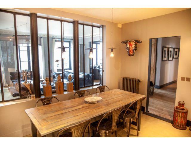 1 Appartement Mi Chemin Entre Le Loft Et L 39 Atelier D 39 Artiste