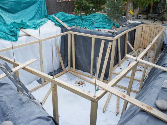 La piscine 100 bois une nouvelle alternative for Piscine bois interieur