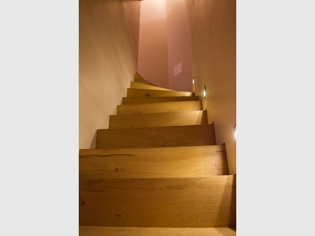 Photo après escalier - Daniel Cossard
