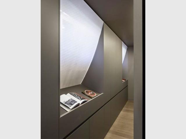 Complexe original : fenêtres/pupitres - Luc Boegly