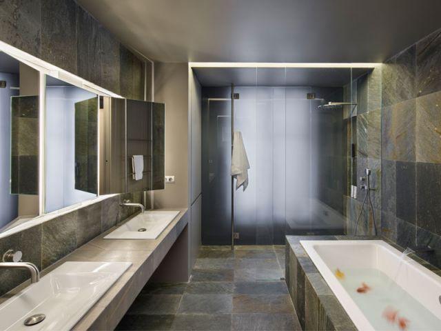 Salle de bains - Luc Boegly