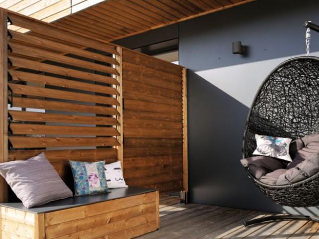 10 solutions pour se prot ger des regards ext rieurs for Cloison exterieure jardin