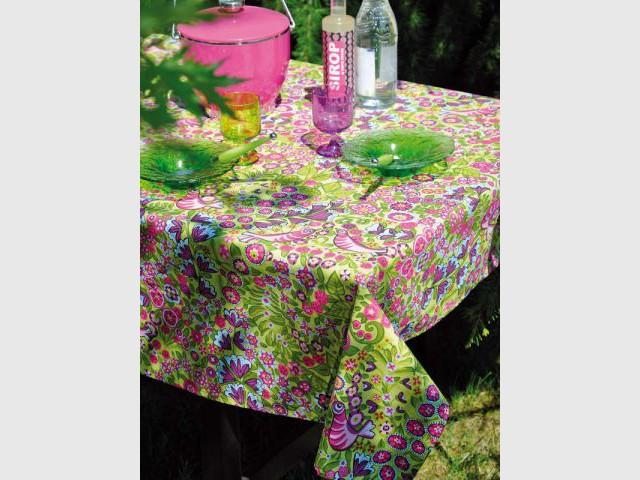 10 nappes pour une table d 233 t 233