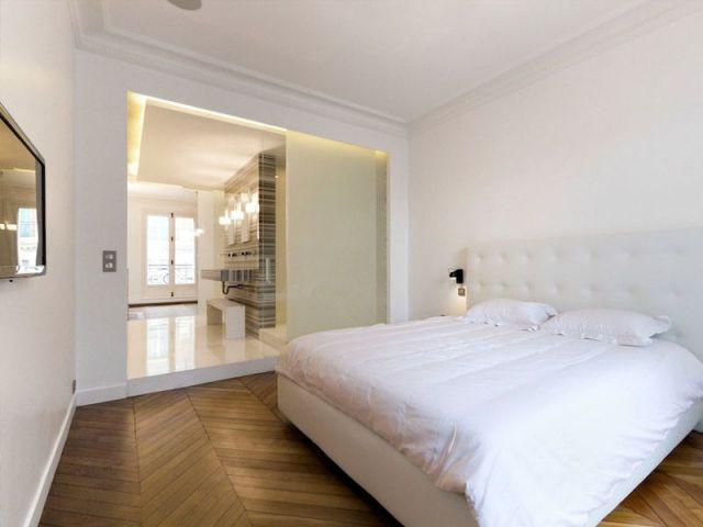 10 suites parentales grand confort for Creation suite parentale