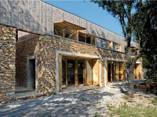 Une maison neuve au look ancien - Jeux de construire une maison ...
