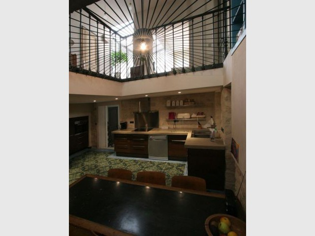Un luminaire design - Camille Hermand Architectures