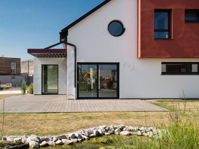 Une maison t moin expose les innovations pour l for Construire une maison intelligente