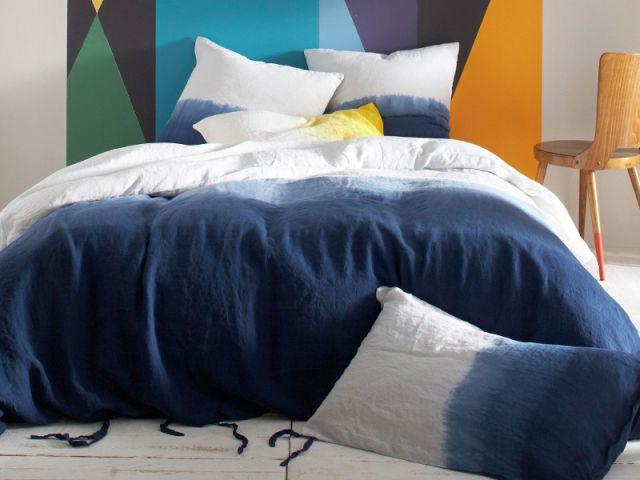 le tie and dye d teint sur toute la d co. Black Bedroom Furniture Sets. Home Design Ideas