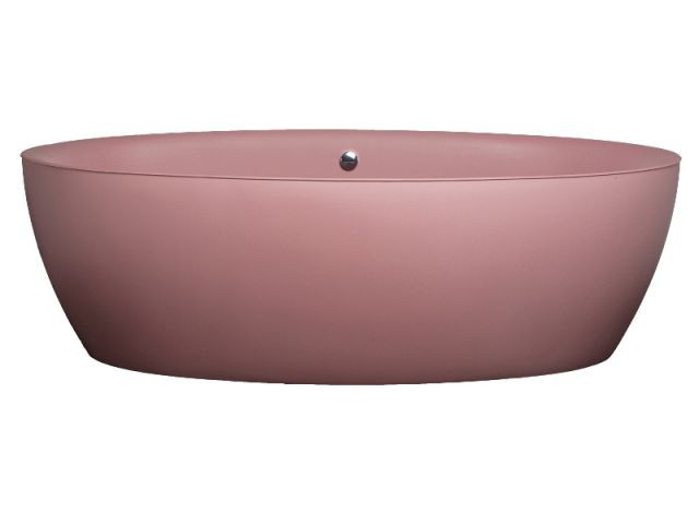 un baignoire rose bonbon maisonapart. Black Bedroom Furniture Sets. Home Design Ideas