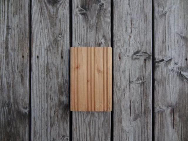 Des lames posées à l'envers pour plus de confort - Rénovation bois - Projet Craponne