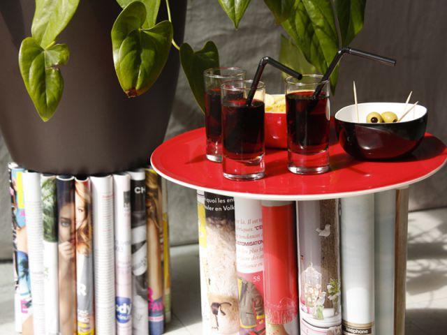 Redonner vie des objets inutiles seconde vie pour des magazines et des bo - Seconde vie des objets ...