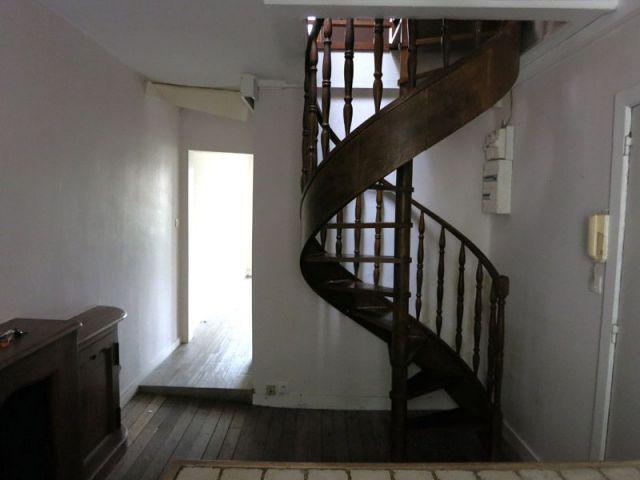 R Nover Un Appartement Un Duplex Vieillot Remis Au Go T