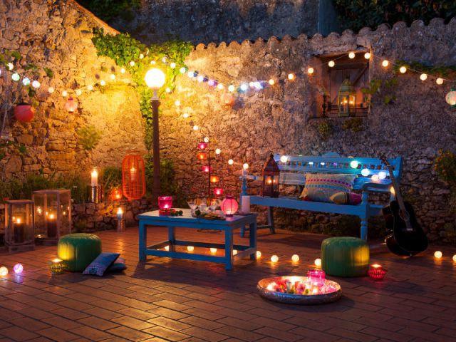 Une soirée fête bohème - Soirée bohème
