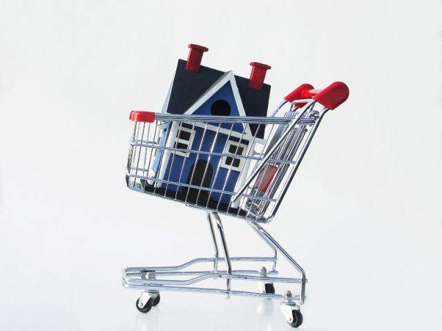 Acheter une maison, illustration