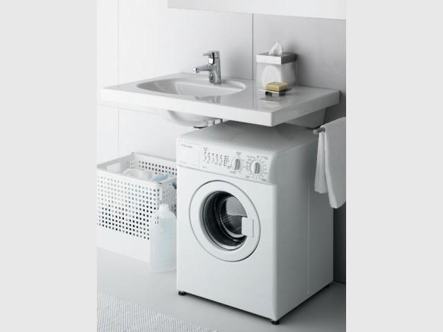 Des solutions pratiques pour quiper son studio - Petit lave linge pour studio ...