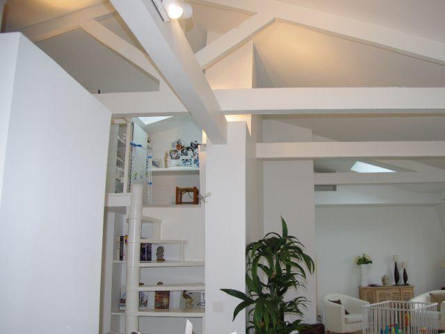 Réhabilitation d\'un appartement parisien sous combles
