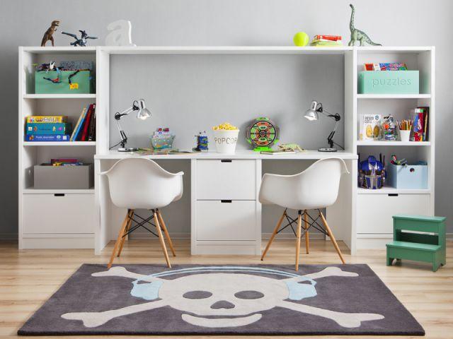 Choisir son bureau chacun son espace de travail for Bureau maternelle