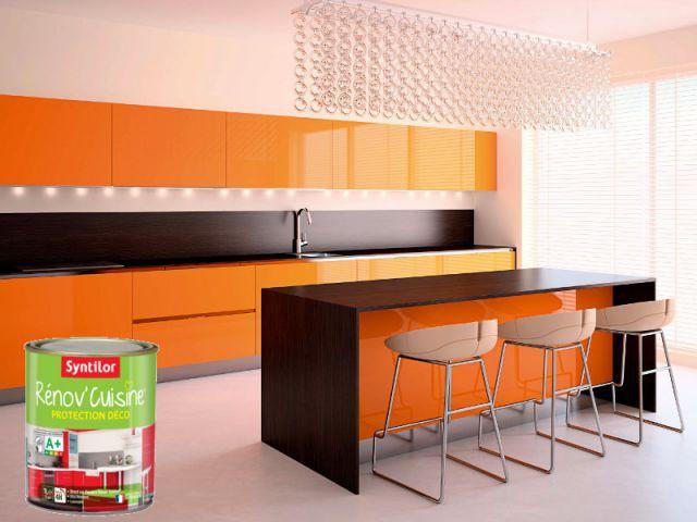 Relooker sa cuisine pour moins de 100 euros maisonapart for Peinture renov cuisine