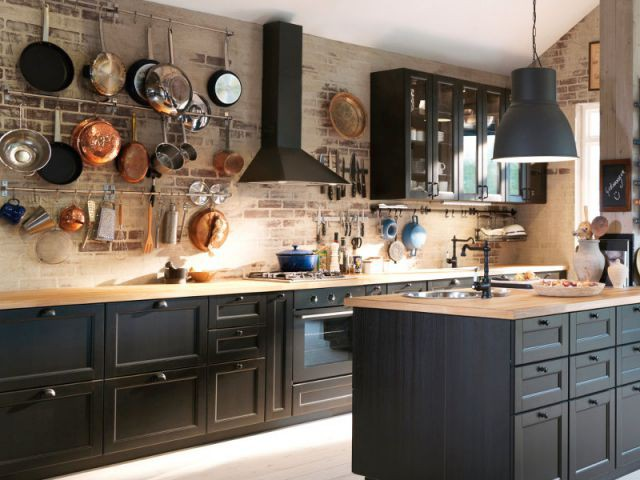 relooker sa cuisine pour moins de 100 euros. Black Bedroom Furniture Sets. Home Design Ideas