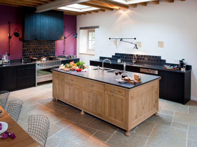 10 cuisines chics et fonctionnelles gr ce un lot central - Cuisine fonctionnelle et ergonomique ...