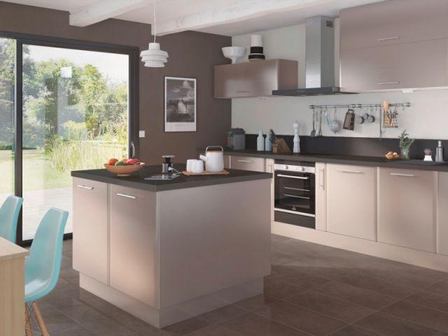 ilot central dimension with ilot central dimension ilot cuisine lapeyre saint denis cuir. Black Bedroom Furniture Sets. Home Design Ideas