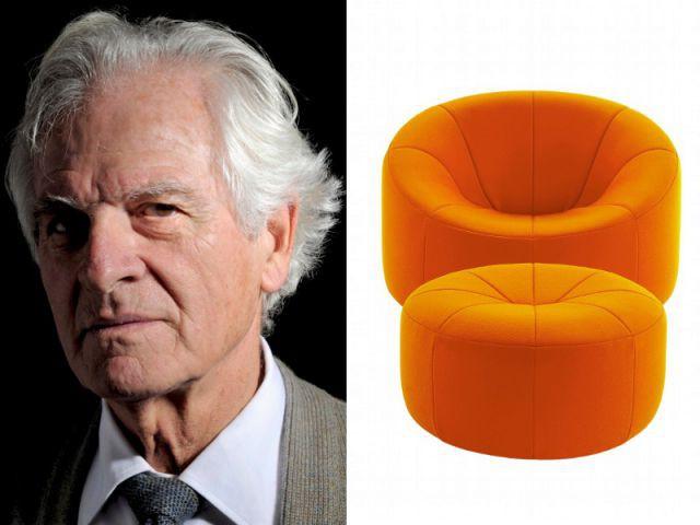ligne roset rend hommage au designer pierre paulin. Black Bedroom Furniture Sets. Home Design Ideas