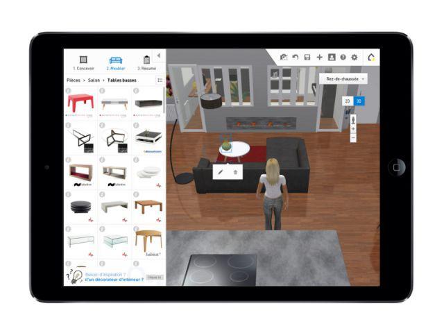 Des outils 3d pour concevoir son projet d 39 habitat for Comme un architecte 3d gratuit