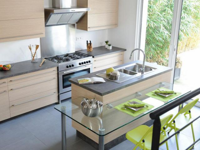 Comment am nager une cuisine fonctionnelle et agr able for Amenagement de la cuisine
