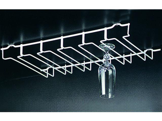Un porte-verres vertical pour gagner de la place - Dix solutions de rangement pour sa vaisselle