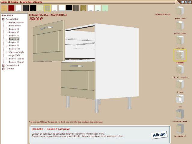 Des outils 3d pour concevoir son projet d 39 habitat for Logiciel agencement cuisine
