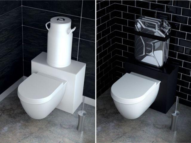 10 accessoires pour des toilettes originales. Black Bedroom Furniture Sets. Home Design Ideas