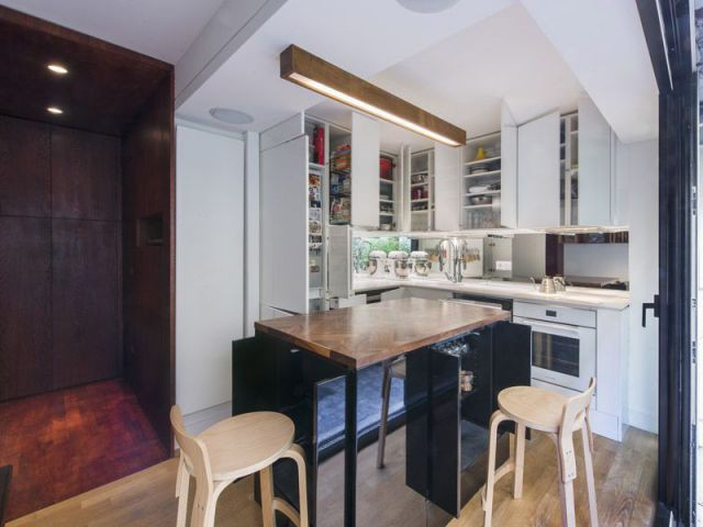 Amnagement cuisine studio affordable awesome with for Amenagement kitchenette studio