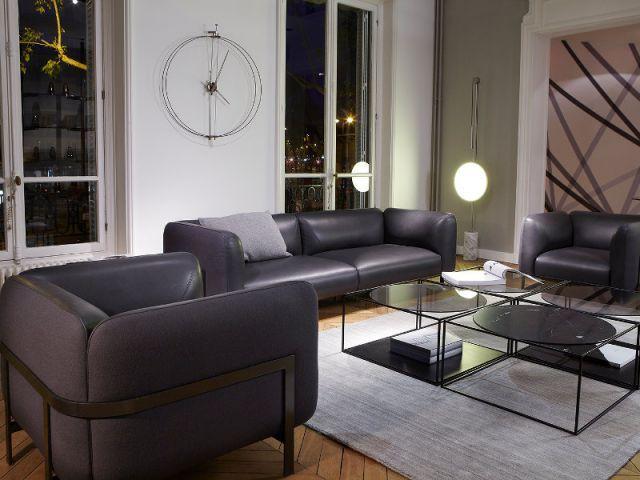 mon int rieur la nuit les diff rentes mani res d 39 clairer son salon. Black Bedroom Furniture Sets. Home Design Ideas