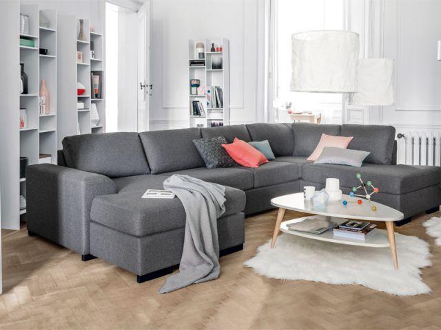 Assez Aménager son salon : Ambiance cocooning à la maison KJ58