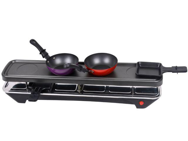 un appareil raclette convivial et multifonction 59 maisonapart. Black Bedroom Furniture Sets. Home Design Ideas