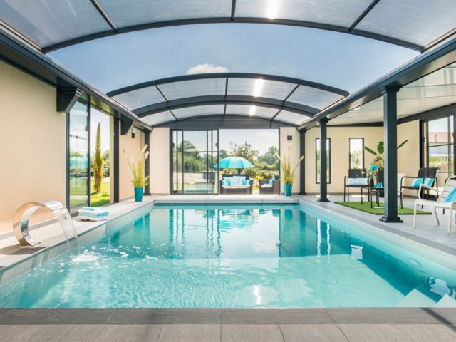 4 piscines de r ve pl biscit es par le grand public for Prix abri de piscine 8 par 4