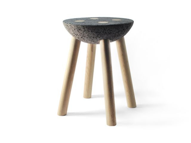 Materiality Stool, Cooperativa Panorámica - Cooperativa Panorámica
