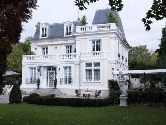 Une demeure du 19ème siècle retrouve sa fraicheur et son authenticité