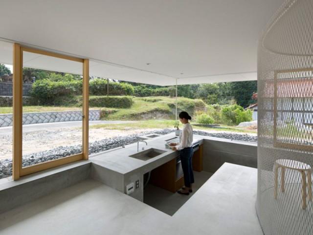 Maison d 39 architecte une villa transparente ouverte sur la nature - Garder une maison pendant les vacances gratuitement ...