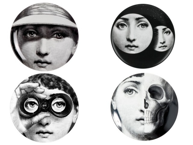 la folie fornasetti en 10 pi ces cultes. Black Bedroom Furniture Sets. Home Design Ideas