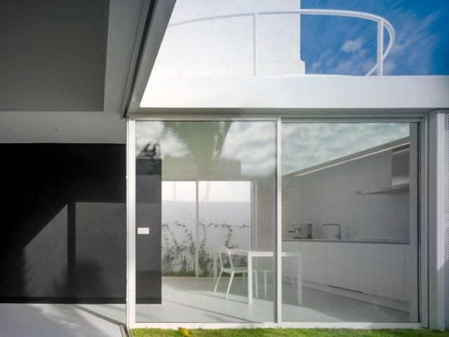 Prolongement vers l'extérieur - Villa Malaga - OAM Arquitectos