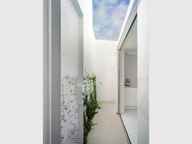 Bateau dans la bouteille - Villa Malaga - OAM Arquitectos