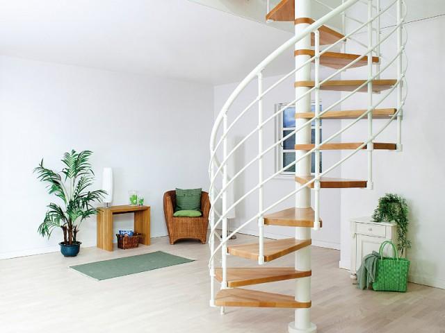 Petits espaces un escalier gain de place pour mon int rieur - Escalier colimacon gain de place ...
