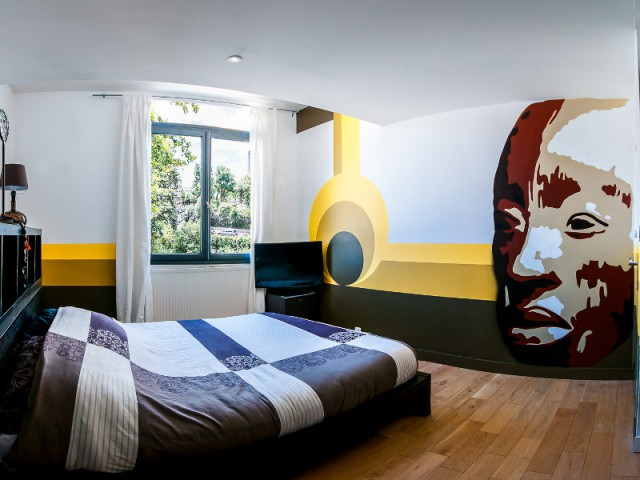 Le design mural, solution pour dynamiser les intérieurs