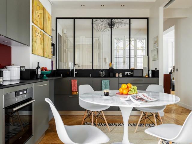 1 appartement enti rement restructur pour mieux vivre for Grande cuisine complete