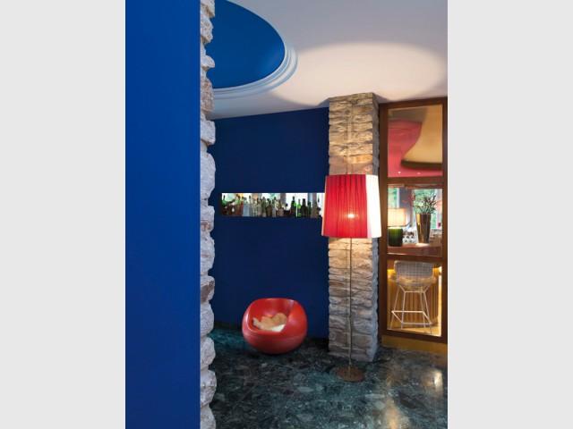 les couleurs de le corbusier sur vos murs. Black Bedroom Furniture Sets. Home Design Ideas